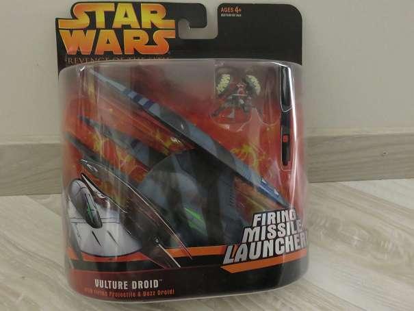 Star - wars - hasbro rache der sith - geier - ovp