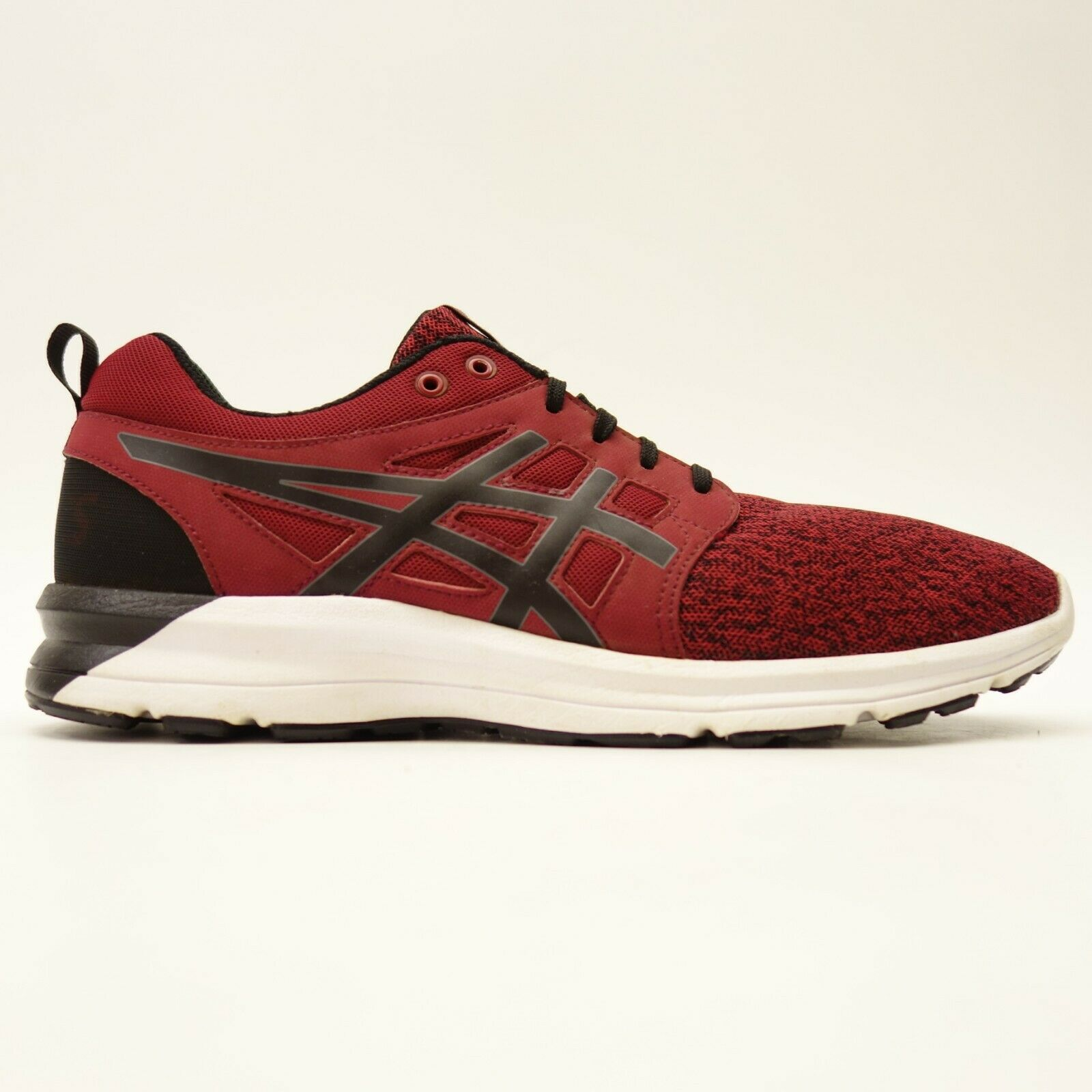 Asics Gel-Torrance hommes US 10 Ue 44 Maille rouge Athlétique chaussures Course