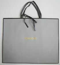 Original TOM FORD Paper GIFT SHOPPING LARGE BAG Ideal for Presents