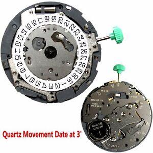 MIYOTA-OS10-Movimiento-de-Cuarzo-Japones-Date-at-3-039-Bateria-Accesorios-de-Reloj