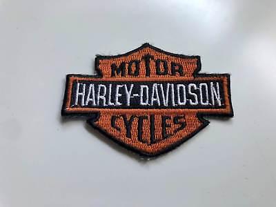 Discreto Vintage U.s Motorcycle Markenaufnäher/patches 1982er