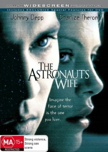 1 of 1 - The Astronaut's Wife (DVD, 2006) REGION 1, Johnny Depp, Charlize Theron