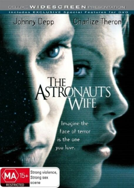The Astronaut's Wife (DVD, 2006) REGION 1, Johnny Depp, Charlize Theron