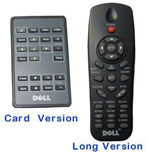 1450 1650 1550 4320 Projector 4220 1850 Dell Remote Control for Dell 1220