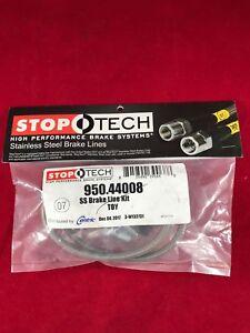 Stoptech 950.44008 Hydraulic Brake Line