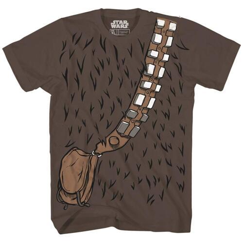 Star Wars Chewbacca Chewie Costume Funny Humor Youth Kid/'s Graphic T-Shirt