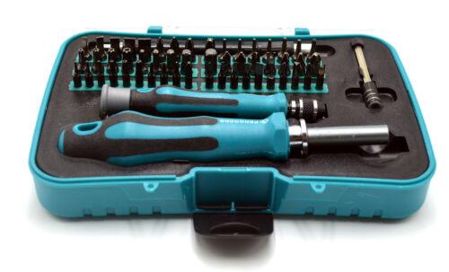 57 PC Premium Quality Multifunction Handy Interchangeable Screwdriver Repair Set