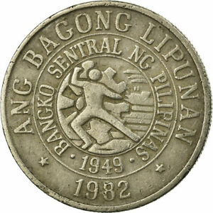 673032-Coin-Philippines-25-Sentimos-1982-EF-40-45-Copper-nickel-KM-227