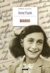 IL-Diario-di-Anne-Frank-Crescere-Ediz-LIBRO-NUOVO-Anna-Frank