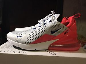 Details about Nike Air Max 270 Ultramarine RARE Men's 10.5 Women's 12 720 180 90 Atmos QS