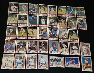 1983-1984-MONTREAL-EXPOS-STUART-CO-MLB-PREMIUM-BASEBALL-CARDS-38