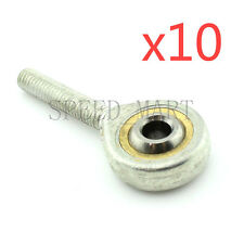 Rotary Ball Female Thread Connector Rod End Joint Bearing 8mm Hole Dia C6U3