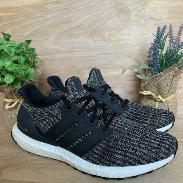 Adidas Ultra Boost 4.0 Black Multi Color NYC Bodegas CM8110 Size 8 Running Shoes  liefert