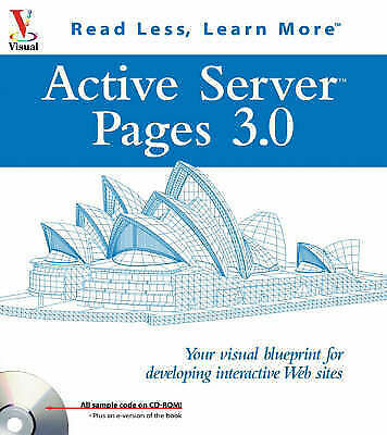 Active Server Pages 3.0: Your Visual Blueprint for Developing Interactive Web Si
