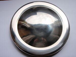 Mini-Stainless-Steel-10-in-Wheel-Centre-Hub-Cap-Cooper-S-Austin-Morris-BMC