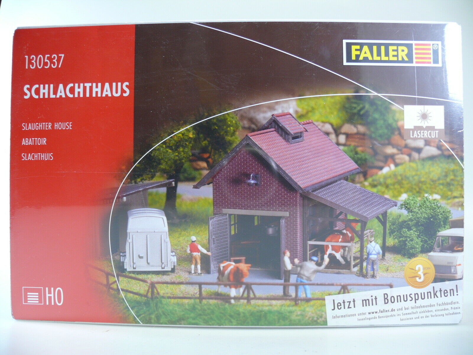 Faller 130537 Casa Leche Ho 1 87