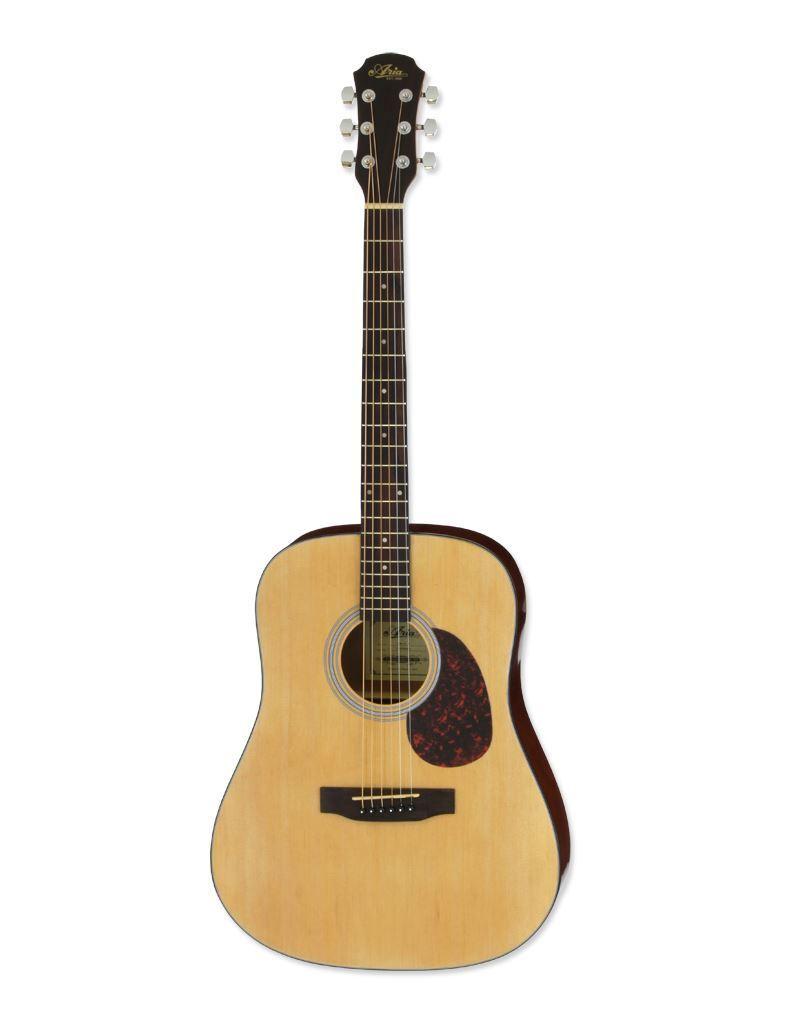 Aria Aria Aria ADW-01 N NATURAL Guitarra Acústica cd233b