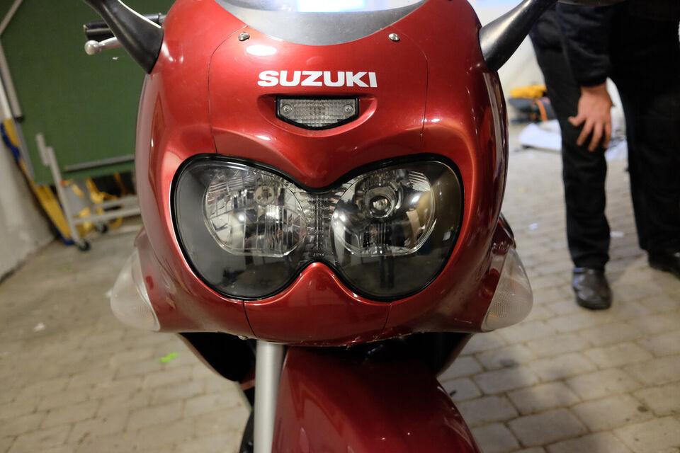 Suziku motorcykel