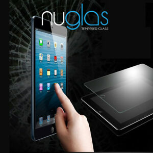 Nuglas Tempered Glass Screen Protector For iPad 9th 8th 7th 6th 5th 9.7/ Air 1/2