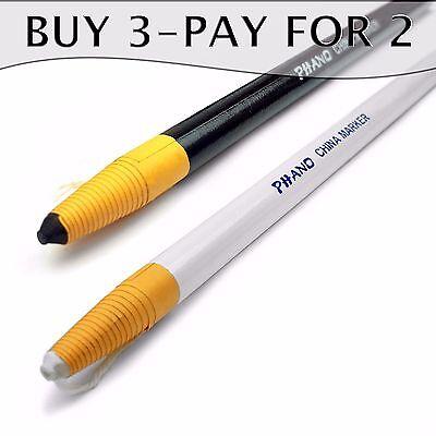 La Chine Marqueur Peel Off CHINAGRAPH Crayons-DIXON-non toxique-Lot de 3-Vert