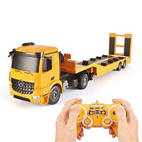 Kontrolle remoto rc camion de superficie plana halb 12 para ninos electro...