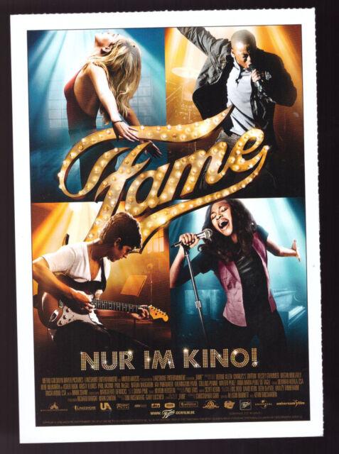 Fame (2009) Filmkarten-Cinema Sammelkarte-Plakatkarten