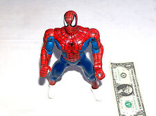 "2001 Marvel Peter Parker 10"" Spider-man Action Figure White Web Shoes Sneakers"