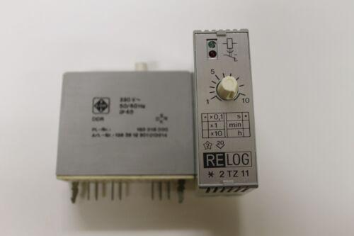 1600 150 00 #as-k09 1s PL-N DDR EAW relog relè tempo relè 2tz11 220v ~ x0