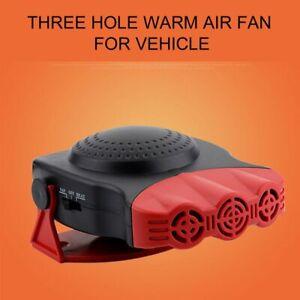 12 volt autoheizung entfroster windschutzscheibe demister 2 in 1 auto heizung l ebay. Black Bedroom Furniture Sets. Home Design Ideas