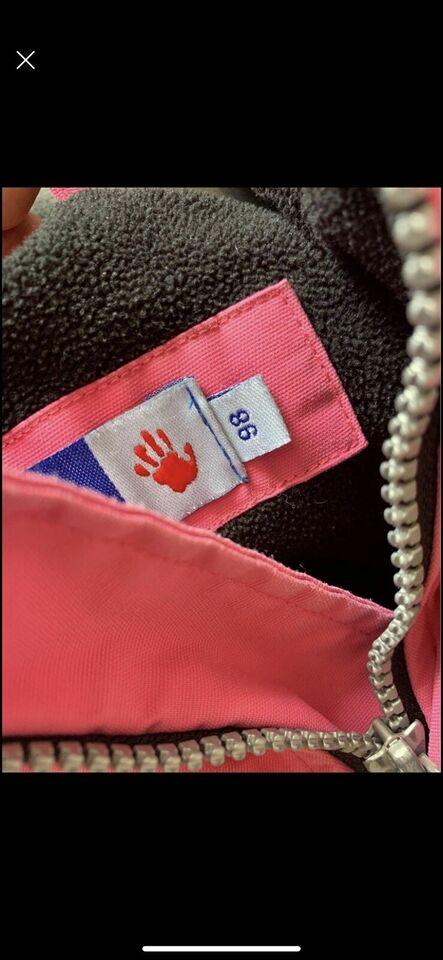 Flyverdragt, Molo flyverdragt pink lyserød , Molo