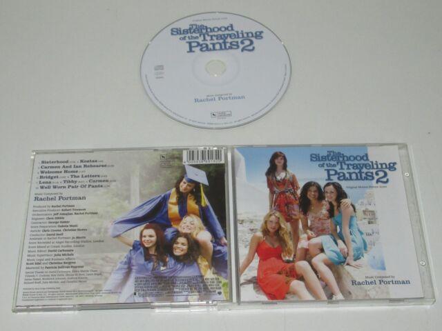 THE SISTERHOOD OF THE TRAVELING PANTS 2/SOUNDTRACK/RACHEL PORTMAN(VSD-6918) CD