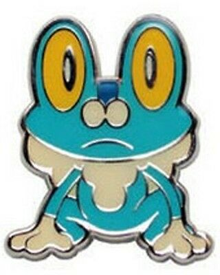 "Pokemon 1"" Black & White Pin XY Froakie Individual Pin"