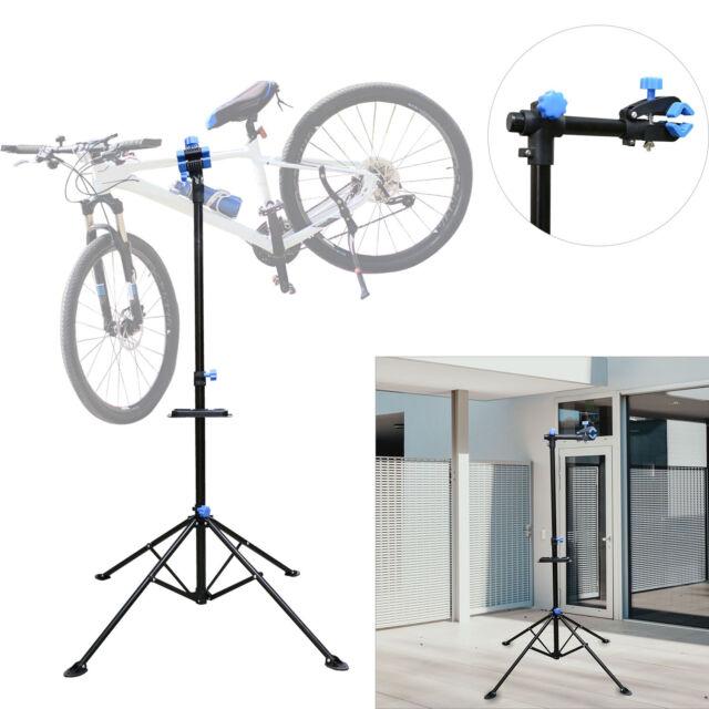 Faltbarer Fahrradreparaturständer für die Fahrradreparatur 360° Halter Tools NEU