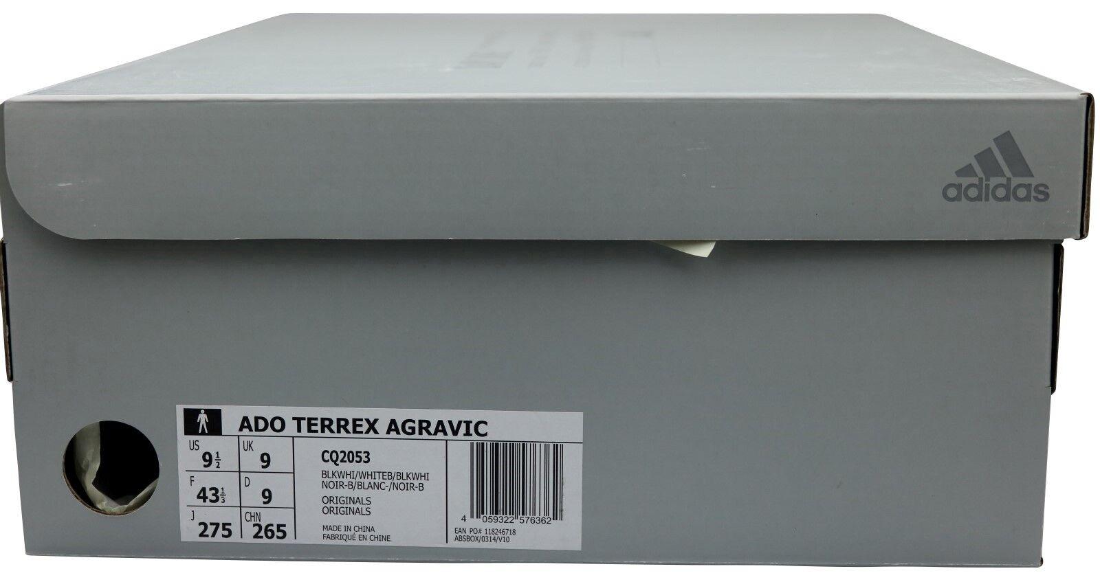 Adidas ADO Day One Terrex Agravic Herren Schuhe schwarz