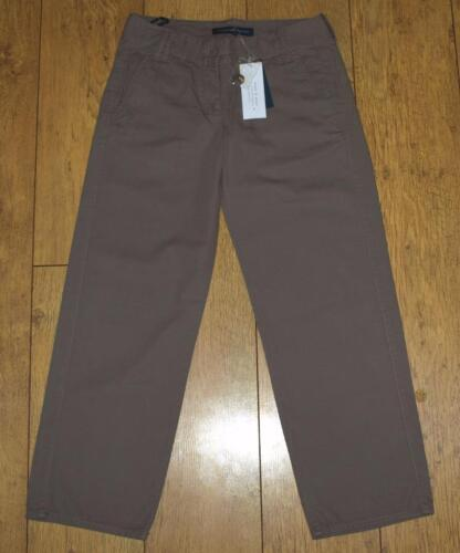 "Bnwt Women/'s French Connection Trousers Size 8 L28/"" RRP£45 Short Leg Wash /& Wear"
