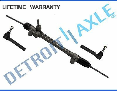 Detroit Axle Complete Hydraulic Power Steering Rack and Pinion Assembly for Chevy Malibu G6 /& Aura