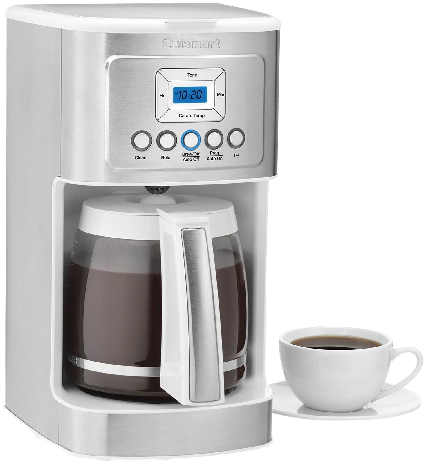 Cuisinart 14-cup Programmable Coffeemaker - Programmable - 14 Cup - Coffee