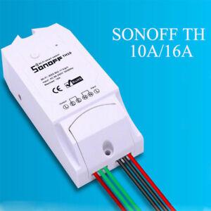 Sonoff-TH-16A-temperatura-umidita-WiFi-Smart-Home-Automation-Interruttore-APP-TP