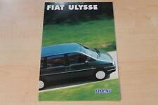 75516) Fiat Ulysse Prospekt 02/1998