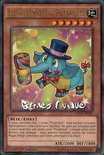 Yu-Gi-Oh ! Carte Eléphantmarteau Potartiste CROS-FR002 (CROS-EN002) - VF/RARE
