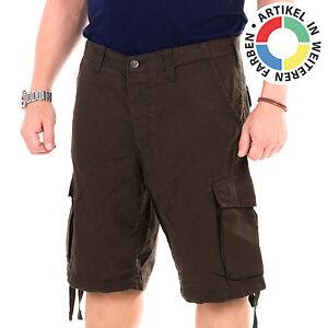 Reell-NUEVA-Cortos-Cargo-Pantalones-para-hombre-DIFERENTES-COLORES-15197