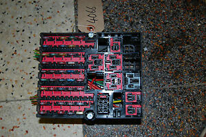 ford fiesta mk5 zetec 02 05 fuse box pn 2s5t14401beg image is loading ford fiesta mk5 zetec 02 05 fuse box