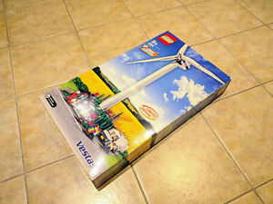 Details about LEGO Vestas Wind Turbine 4999 Limited Edition