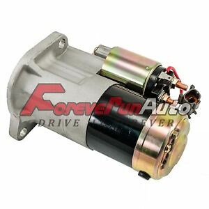 Image Is Loading New Starter For Nissan 98 01 Frontier 96