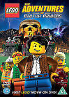 Lego - The Adventures Of Clutch Powers (DVD, 2011)