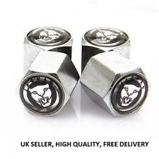 Set of 4 Jaguar Valve caps / Tyre stems Absolutely Stunning To Fit X TYPE S TYPE