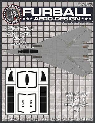 Furball Aero MS021 1//48 A-7D//E Corsair II Vinyl Mask Set for Hasegawa