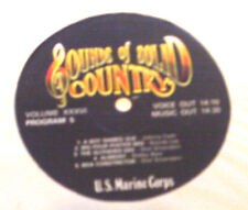 Sounds Of Solid Country USMC LP Radio Show Brenda Lee Johnny Cash Bobby Bare