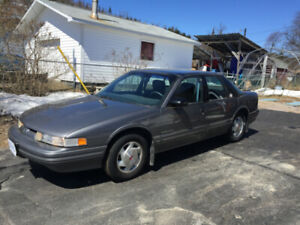 1993 Oldsmobile Cutless Supreme S