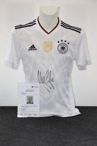 Manchester S Ilkay Gündogan signiert Deutschland Trikot DFB